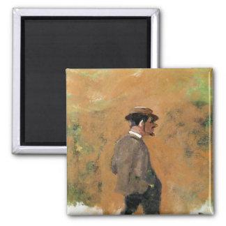 Henri de Toulouse-Lautrec  aged 19, 1883 Magnet
