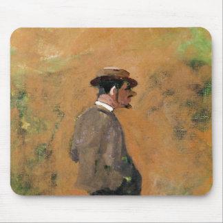 Henri de Toulouse-Lautrec  aged 19, 1883 Mouse Pad