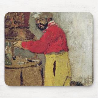 Henri de Toulouse-Lautrec at Villeneuve sur Mouse Pad