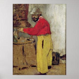 Henri de Toulouse-Lautrec at Villeneuve sur Poster