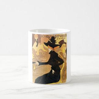 Henri de Toulouse-Lautrec -  Divan Japonais Classic White Coffee Mug