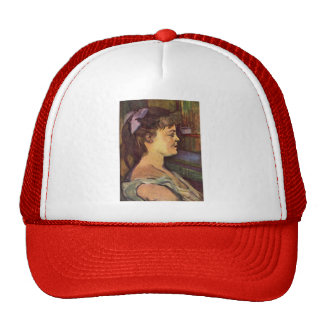 Henri de Toulouse-Lautrec: Housewife Hats