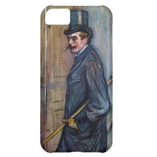 Henri de Toulouse-Lautrec- Louis Pascal iPhone 5C Covers