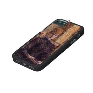 Henri de Toulouse-Lautrec- Madame Juliette Pascal iPhone 5/5S Case