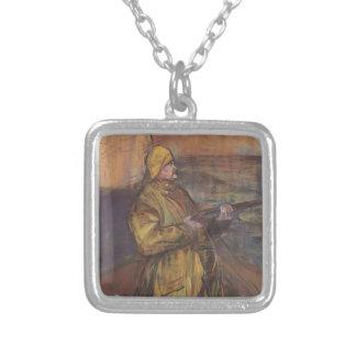 Henri de Toulouse-Lautrec-Maurice Joyant Somme bay Custom Necklace
