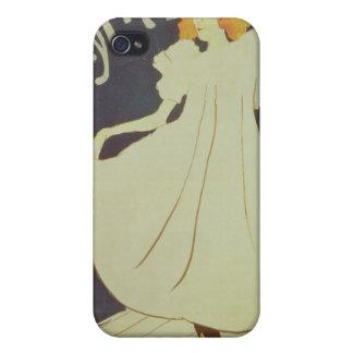 Henri de Toulouse-Lautrec | May Milton, France Cover For iPhone 4
