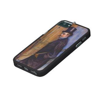 Henri de Toulouse-Lautrec- Monsieur Louis Pascal Case For iPhone 5/5S