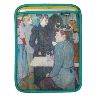Henri de Toulouse-Lautrec | Moulin de la Galette iPad Sleeve