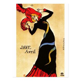 Henri de Toulouse-Lautrec Postcards