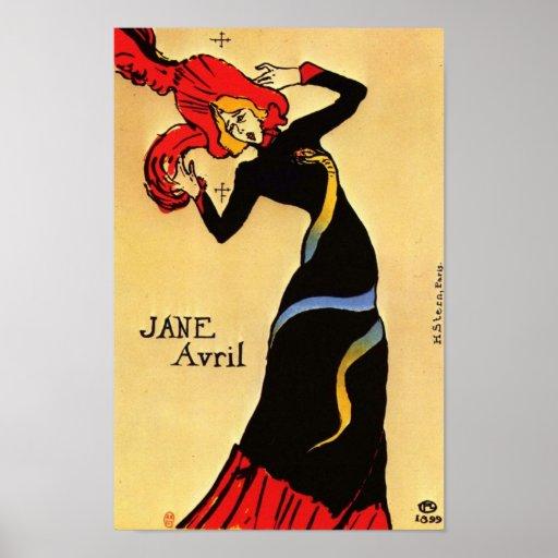 Henri de Toulouse Lautrec Print