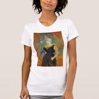 Henri de Toulouse-Lautrec- The Clown Cha U Kao Tee Shirts