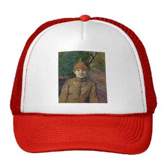 Henri de Toulouse-Lautrec- The Streetwalker Mesh Hat