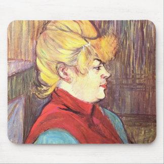 Henri de Toulouse-Lautrec- Womanbrothel Mouse Pad