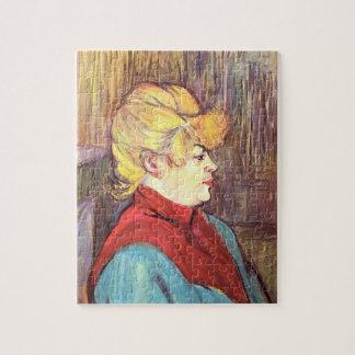 Henri de Toulouse-Lautrec- Womanbrothel Jigsaw Puzzles