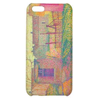 Henri Delavallee - Farmyard iPhone 5C Cases