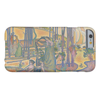 Henri-Edmond Cross - The Evening Air Barely There iPhone 6 Case