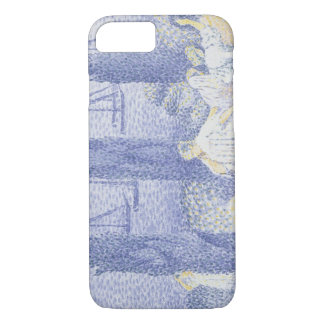 Henri-Edmond Cross - The Promenade iPhone 7 Case