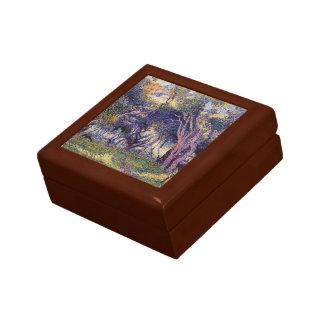 Henri-Edmond Cross- The Undergrowth Jewelry Box