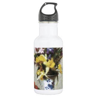 Henri Fantin-Latour Betrothal Still Life 18oz Water Bottle