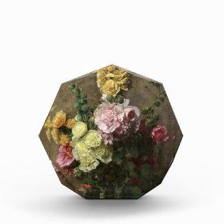 Henri Fantin-Latour- Hollyhocks without Vase Awards