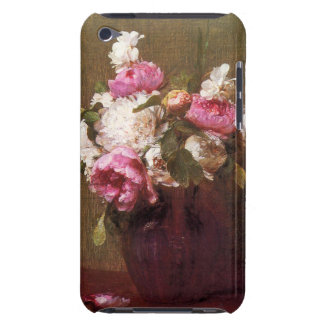 Henri Fantin-Latour Peonies and Roses iPod Case iPod Touch Case-Mate Case