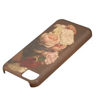 Henri Fantin-Latour- Roses in a Bowl Cover For iPhone 5C