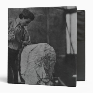 Henri Gaudier-Brzeska, c.1910 3 Ring Binder