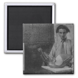 Henri Gaudier-Brzeska Magnet
