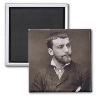 Henri Gervex (1852-1929), from 'Galerie Contempora 2 Inch Square Magnet
