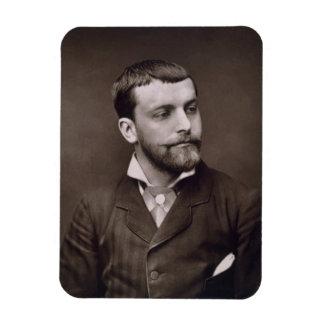 Henri Gervex (1852-1929), from 'Galerie Contempora Rectangular Photo Magnet
