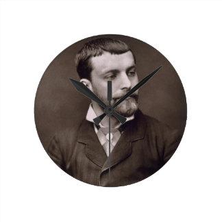 Henri Gervex (1852-1929), from 'Galerie Contempora Round Clock