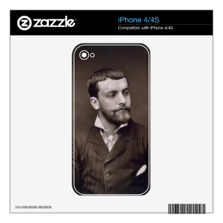 Henri Gervex (1852-1929), from 'Galerie Contempora Decal For The iPhone 4S