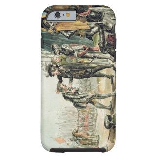 Henri II (1519-59) Receives Jean de Tavanes as a K Tough iPhone 6 Case