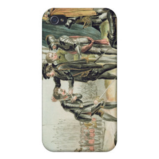 Henri II (1519-59) Receives Jean de Tavanes as a K iPhone 4 Case