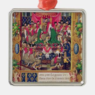 Henri II Metal Ornament