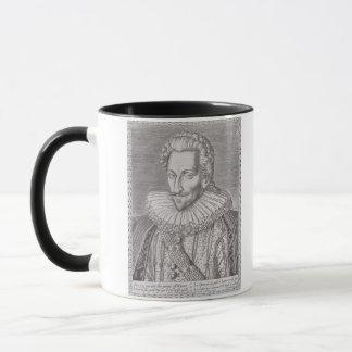 Henri IV (1553-1610) as King of Navarre, 1589 (eng Mug