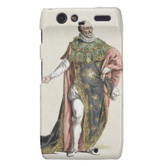 Henri IV (1553-1610) King of France, from 'Receuil Motorola Droid RAZR Covers
