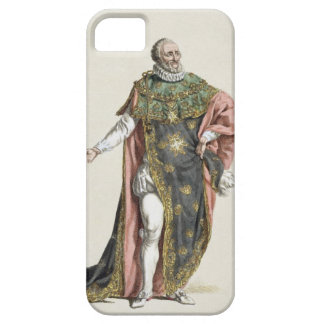 Henri IV (1553-1610) King of France, from 'Receuil iPhone SE/5/5s Case