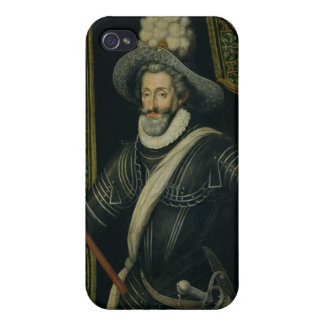 Henri IV King of France and Navarre, c.1595 iPhone 4 Covers