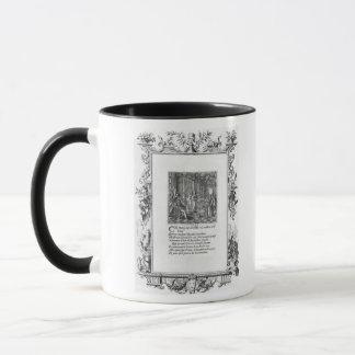 Henri IV  King of France and Navarre teaching Mug