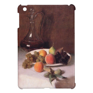 Henri Latour- A Carafe of Wine and Plate of Fruit Case For The iPad Mini