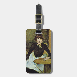 Henri Lautrec- At La Bastille Luggage Tags