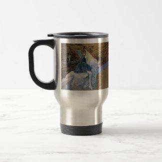 Henri Lautrec: At the Cirque Fernando Rider Coffee Mugs
