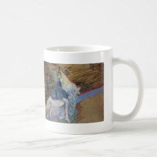 Henri Lautrec: At the Cirque Fernando Rider Coffee Mug