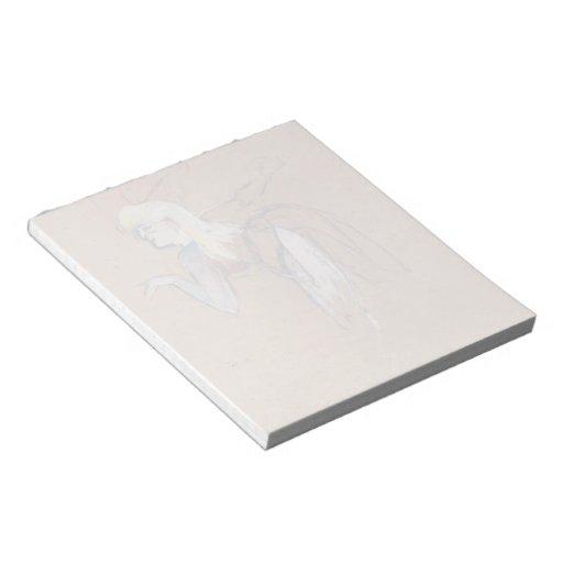 Henri Lautrec- Extra in the Folies Bergere Revue Notepads