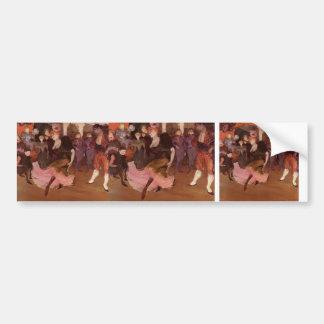Henri Lautrec- Marcelle Lender Dancing in Bolero Bumper Stickers