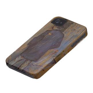 Henri Lautrec- Monsieur Louis Pascal from the Rear iPhone 4 Case-Mate Case
