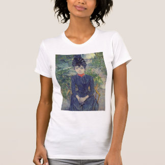 Henri -Lautrec- Seated Woman in the Garden T Shirts