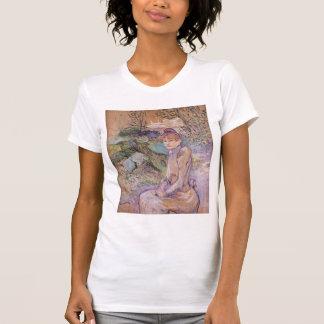 Henri Lautrec- Woman in Monsieur Forest s Garden Shirts