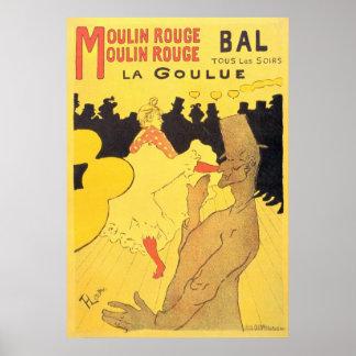 Henri Marie Raymond de Toulouse-Lautrec-Monfa Poster